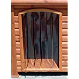 Precision Outback Dog House Door