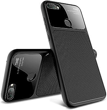 ANEWSIR Funda Compatible con Huawei Honor 10 Lite, TPU Negro ...