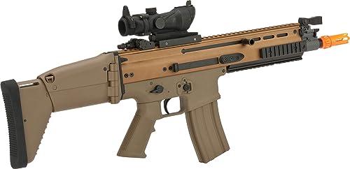 FN Scar L AEG – Tan