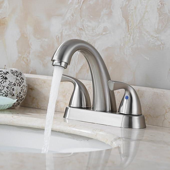 Parlos 2-Handle Bathroom Sink Faucet