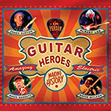 Guitar Heroes Making History