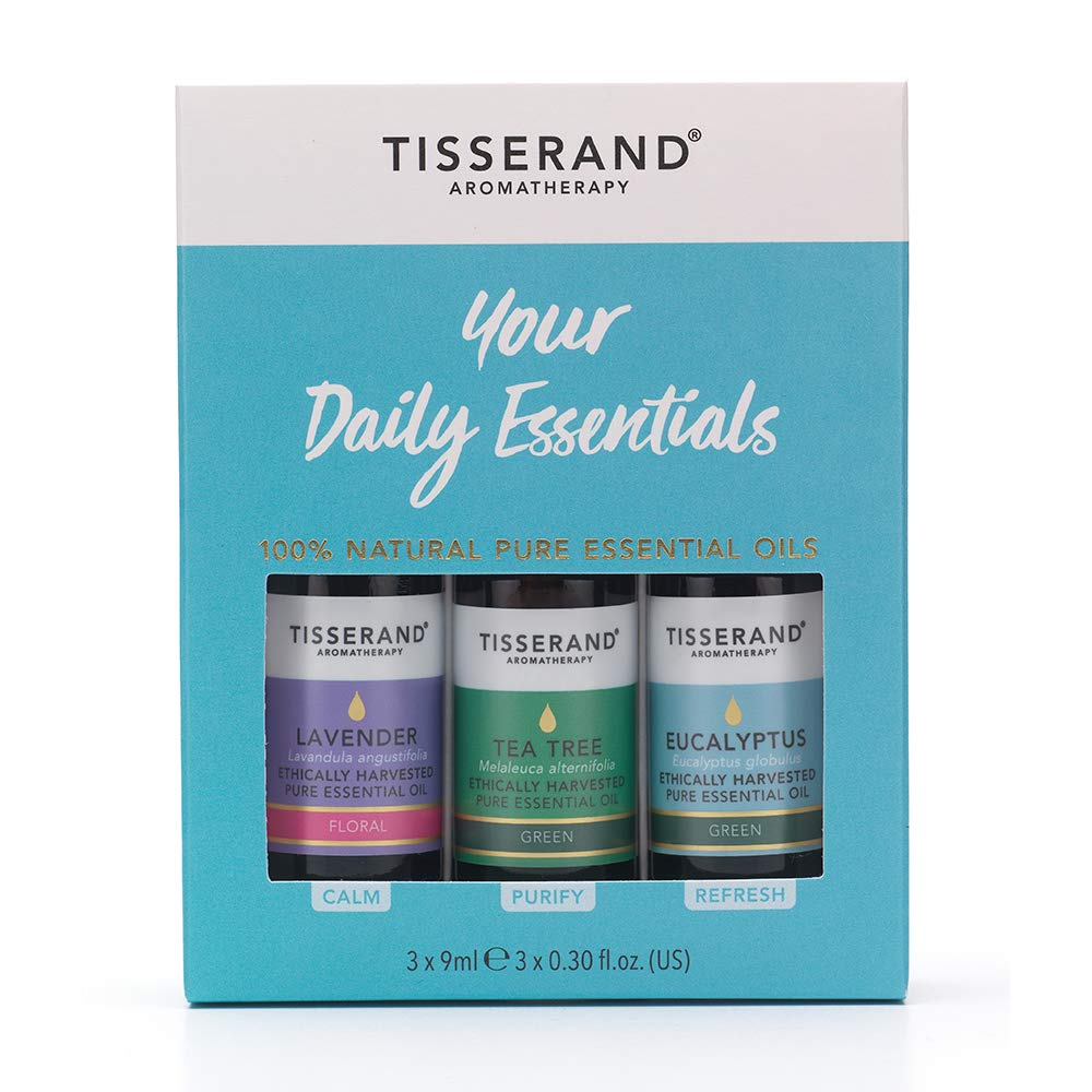 Tisserand 9ml Everyday Essential Oils