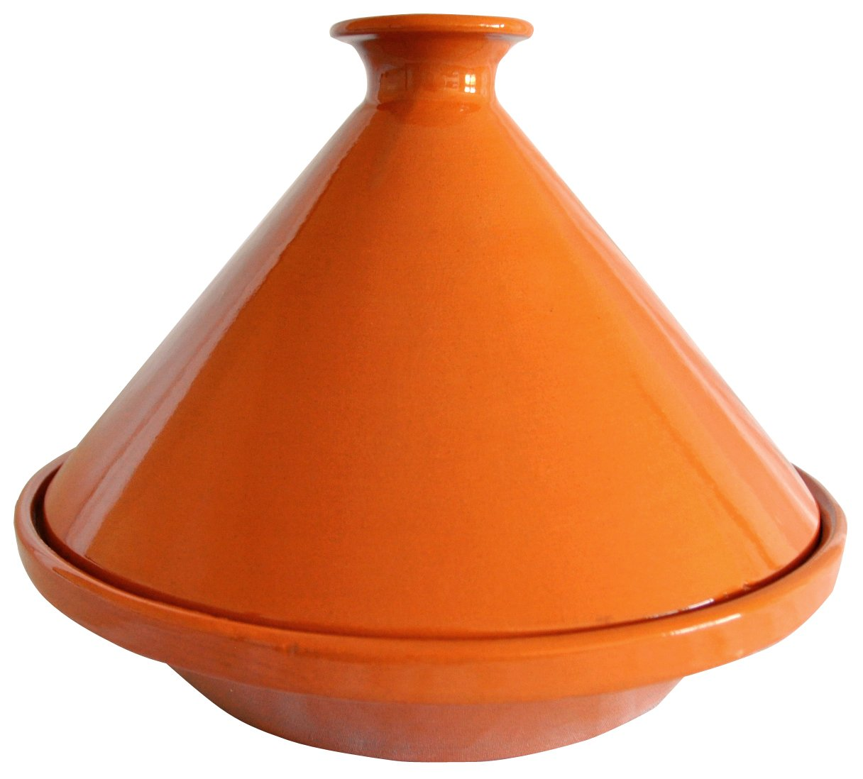 Tagine Cooking Pot Original Moroccan Handmade Clay Cooking 10 Quart Dish Family Size
