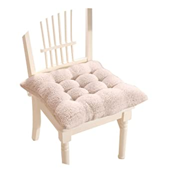 Amazon.com: Cherryi - 1 cojín para asiento de cachemira de ...