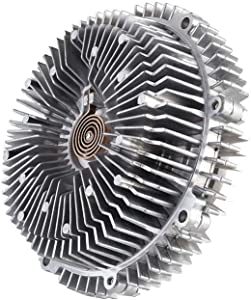 6600 Engine Cooling Fan Clutch - for 04-15 Titan Armada, 04-10 QX56, 12-17 NV25/3500 5.6L