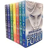 Artemis Fowl Collection 8 Books Set (Artemis Fowl / Time Paradox / Atlantis Complex / Opal Deception / Arctic Incident / Eter