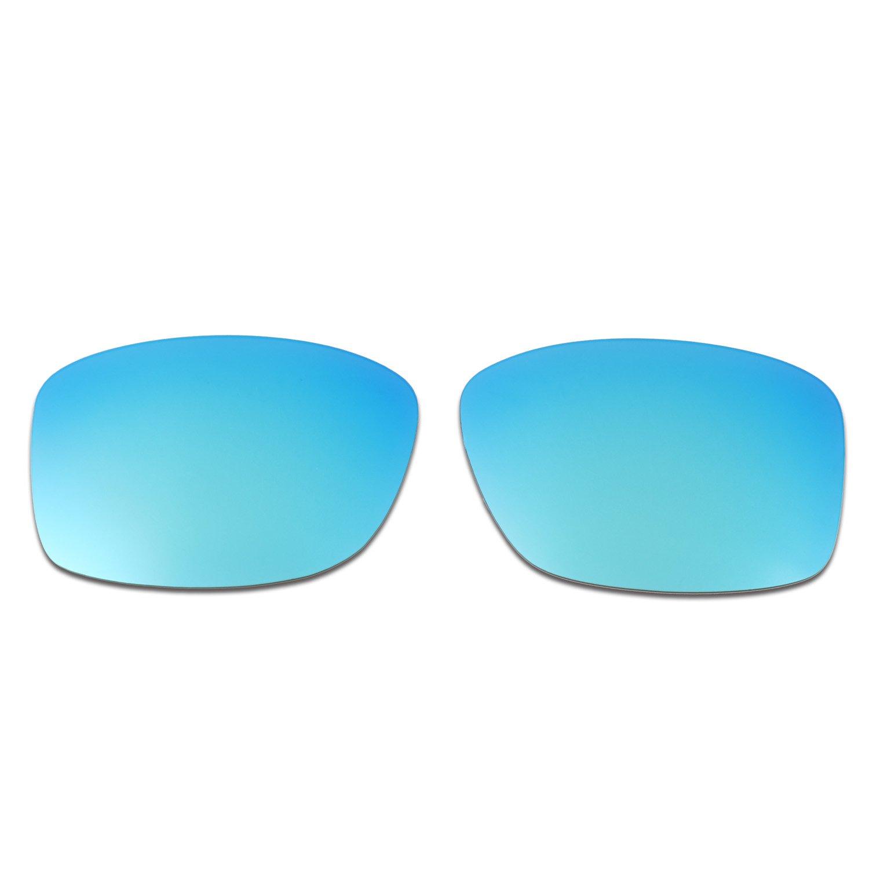 HKUCO Plus Mens Replacement Lenses For Oakley Jupiter Squared Black/Titanium Sunglasses g3OpyLzG