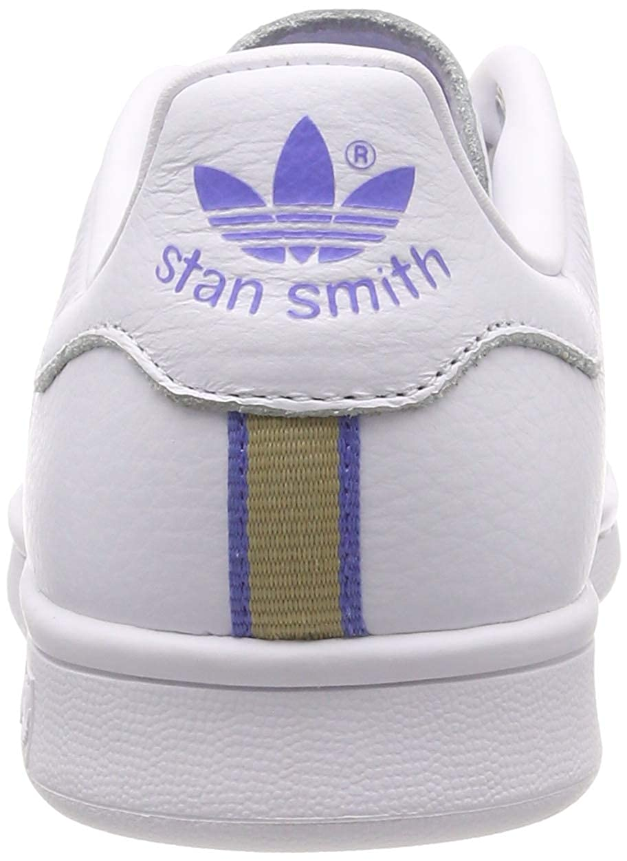 lowest price ed46b 65ded adidas Women s Stan Smith W Gymnastics Shoes  Amazon.co.uk  Shoes   Bags