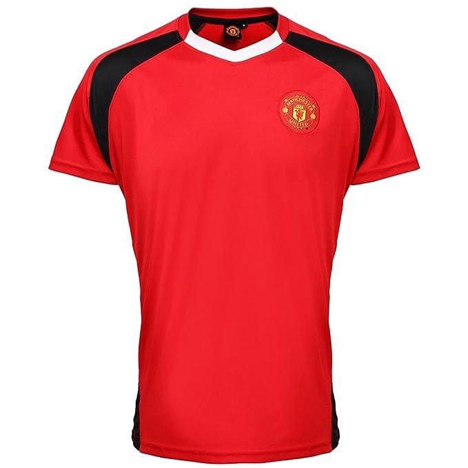 Personalizado de Encargo Oficial Manchester United Camiseta de fútbol
