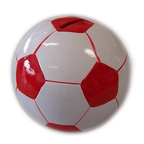 Unbekannt Spardose Sparbuchse Fussballform Sparschwein