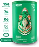 Parrot Greens & Protein Birdman (900gr) Súper Alimento Verde y Proteína (Vegano) en Polvo Certificado Kosher Sabor Matcha