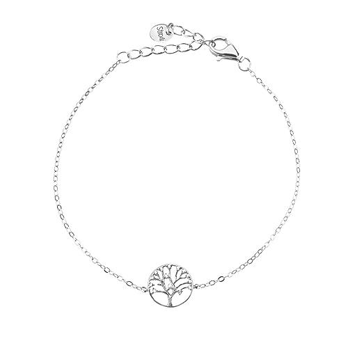design senza tempo 4b325 d208c Stroili - Bracciale albero della vita in argento 925 e ...