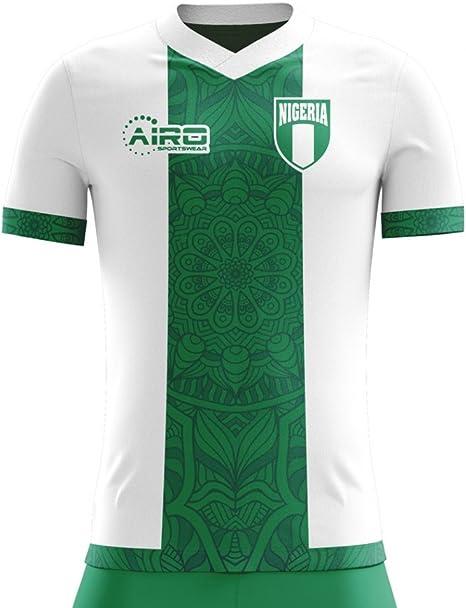 Airo Sportswear 2018-2019 Nigeria Away Concept Football Soccer T ...