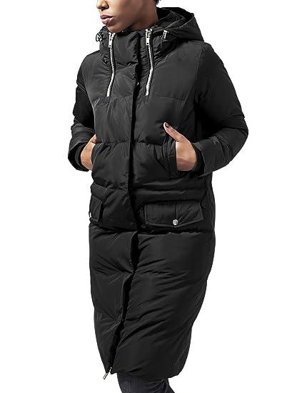 Urban Classics TB1371 Damen Mantel Ladies Bubble Coat