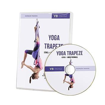 YOGABODY Yoga Trapecio [Oficial] tutoriales en vídeo - DVD ...