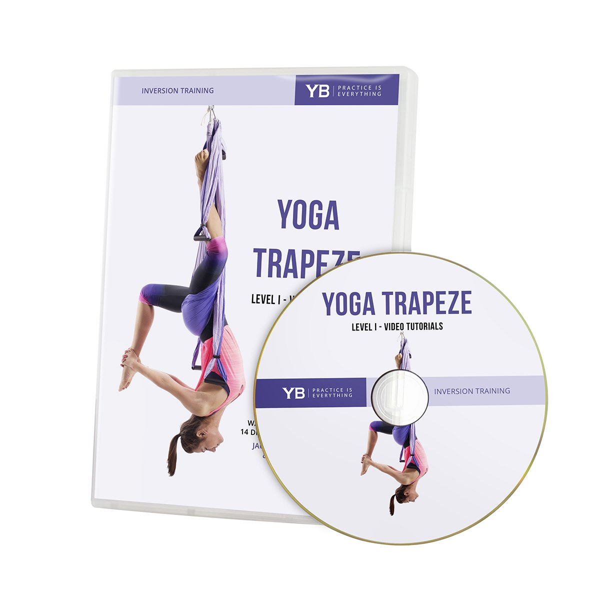 Yoga Trapeze [official] Video Tutorials - DVD by YOGABODY