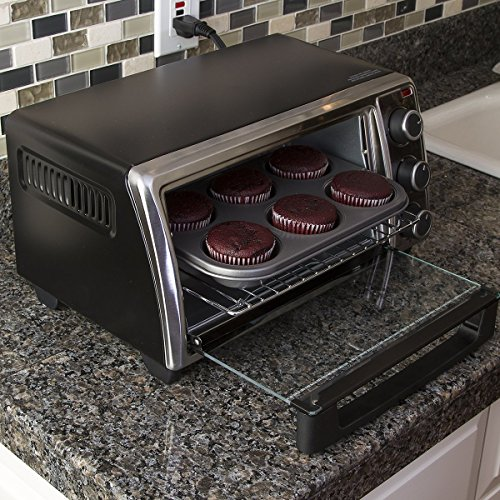 Ecolution EIOGY-1204 toaster bakeware Gray by Ecolution (Image #4)