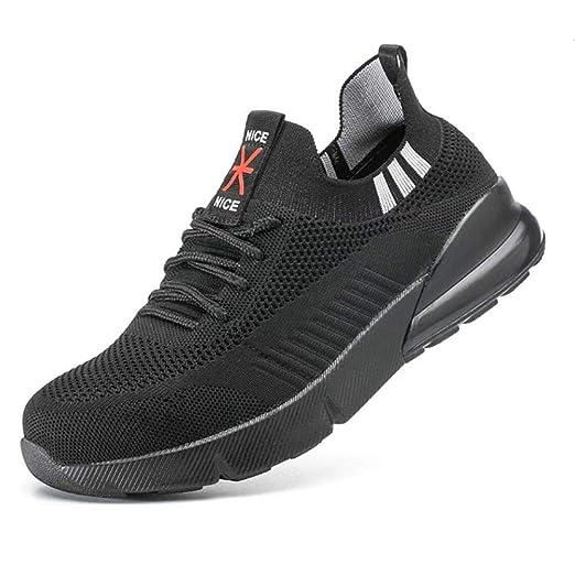 GPFSHOES - Zapatillas de seguridad para hombre y mujer, con ...