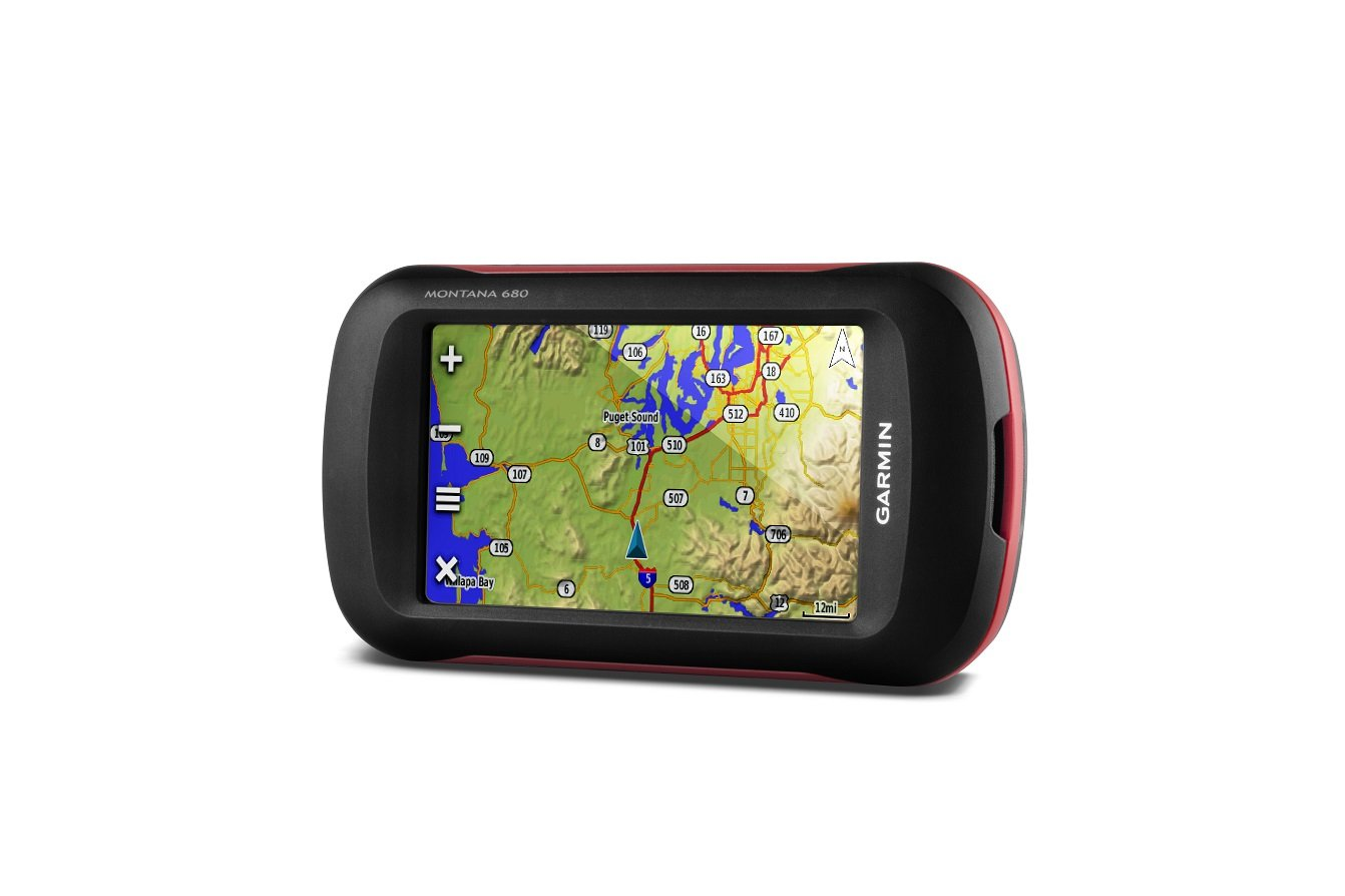 Garmin montana 680 outdoor navigationsgerät mit 4 touchscreen