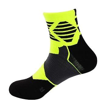 Qualilty Mens deporte calcetines Running Fitness secado rápido invierno grueso bastidor, 2