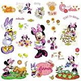Roommates RMK2075SCS Mickey and Friends Minnie