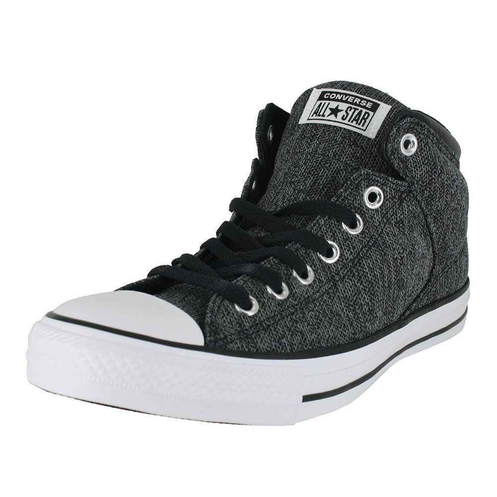 b5f2cbd18981 Galleon - Converse All Star HIGH Street HI TOP Black Mason White Size 7