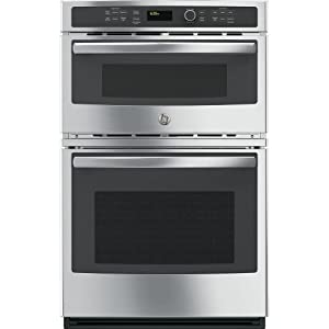 PK7800SKSS 27 Built-in Combination Double Wall Oven/Microwave with 4.3 cu. ft. Oven Capacity 1.7 cu. ft. Microwave Capacity in Stainless Steel