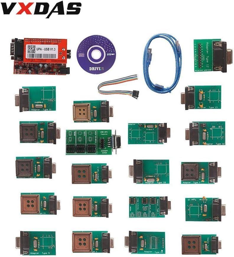 2017 Uk V1.3 UUSP UPA-USB UPAUSB UPA USB Serial Programmer Full Package