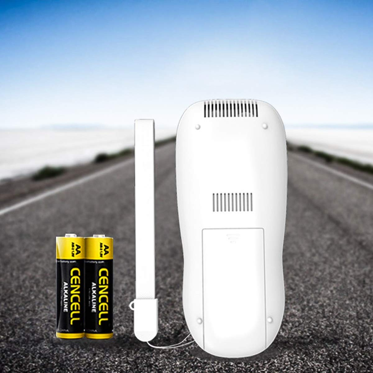 Chennie Tragbare Luftqualit/ätsmonitor Indoor Formaldehyd Detektor TVOC Volatile Meter Test Organische Verbindung Gas HCHO Tester