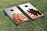 Chess Board Cornhole Game Set