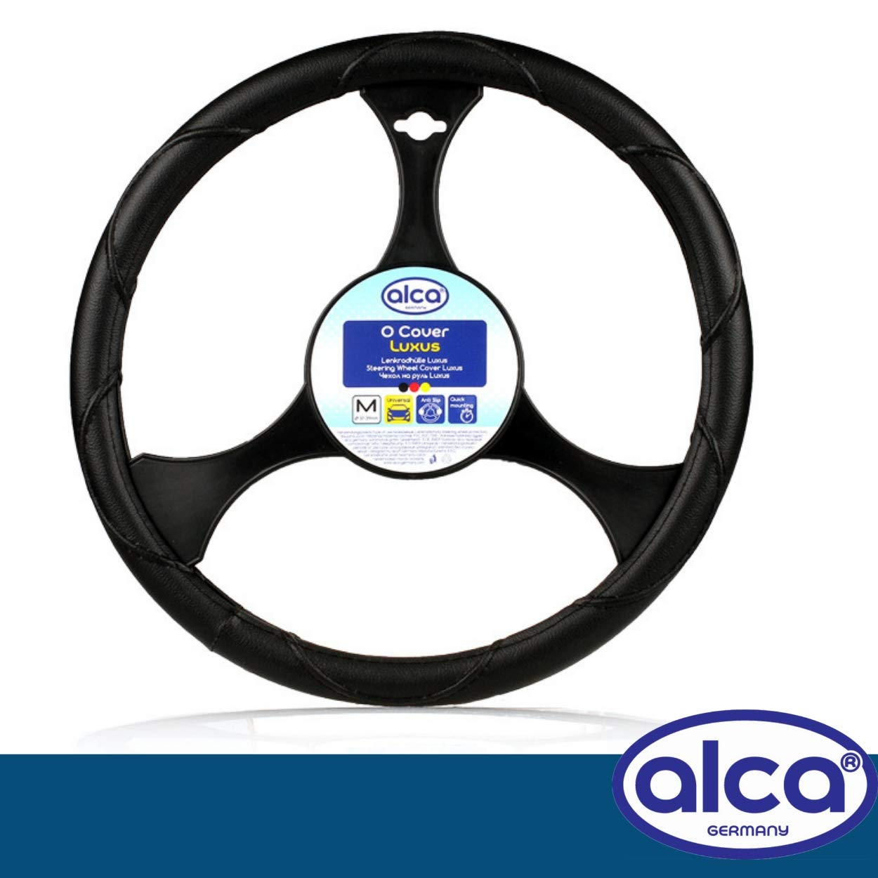 Steering wheel cover XL large truck hgv 41-43cm