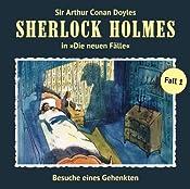 Besuche eines Gehenkten (Sherlock Holmes - Die neuen Fälle 1) | Andreas Masuth