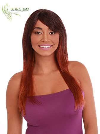 Modern Style Long Wig Layers Cut With Bang for Black Woman BROOK. Part of our