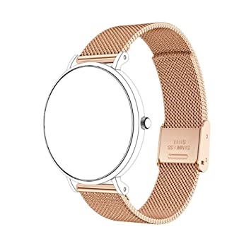 a4407deb341910 Watch Band Magnetic, LoveAMZ Stainless Steel Watch Strap 14MM for Daniel  Wellington Classic Petite Watch (Rose Gold), Wristbands - Amazon Canada