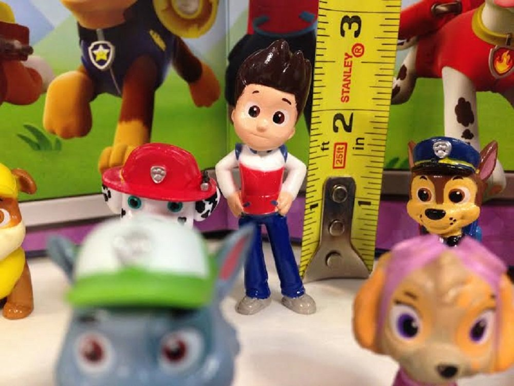 Marshall Nickelodeon PAW Patrol Deluxe Mini Figure Toy Play Set 12 Pieces Cake//Cupcake Toppers with Ryder Chase Skye Zuma 5 Pup House Vehicles and More!