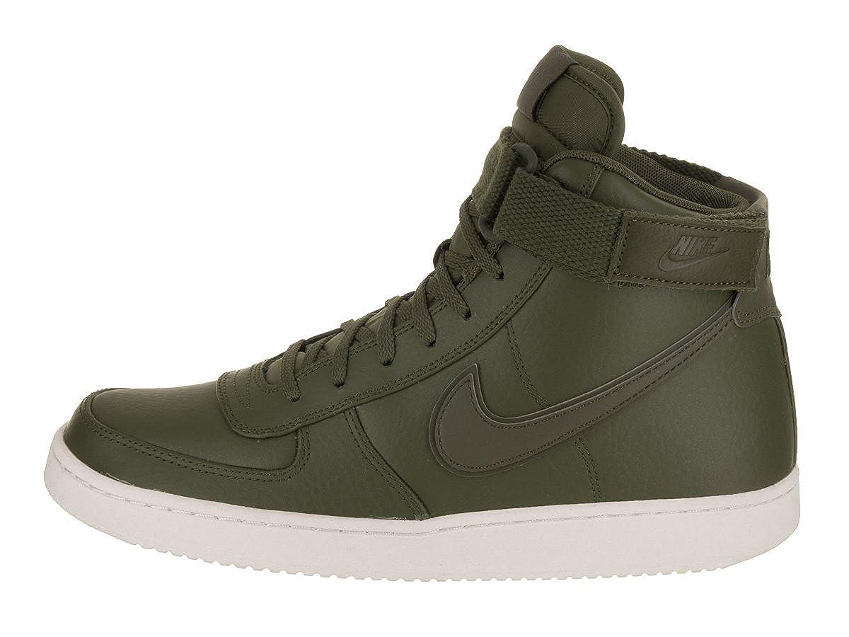 reputable site 83aa1 812c2 Amazon.com  Nike Mens Vandal High Supreme Leather Basketball Shoe   Fashion Sneakers