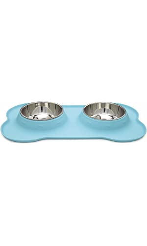 Zack & Zoey Crave Silicone Pet Bowls