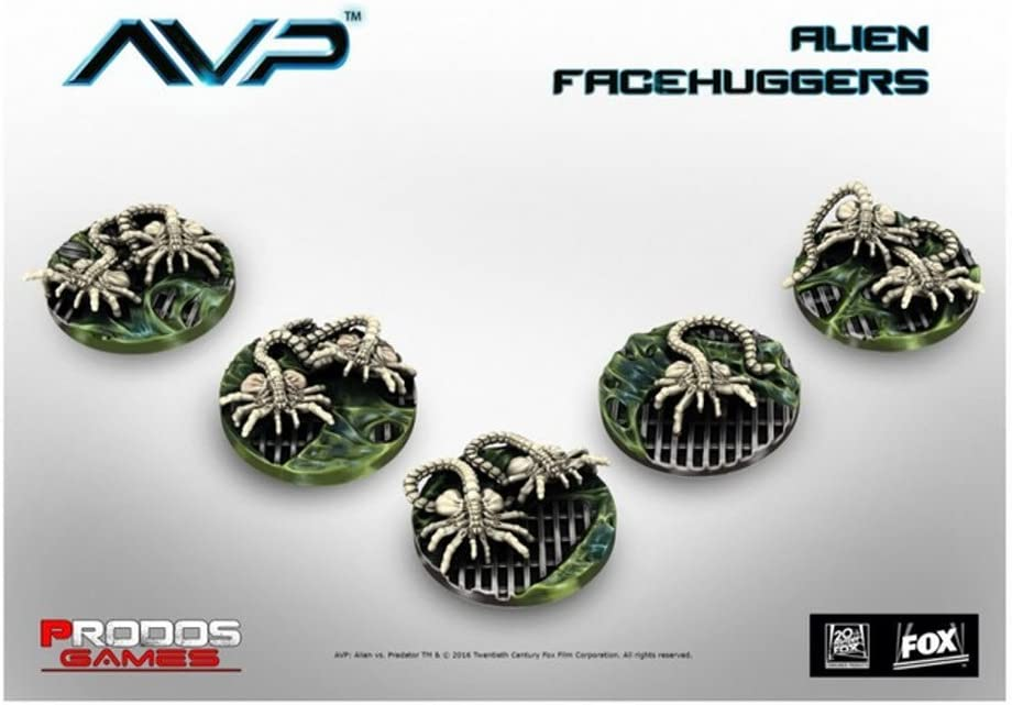 AvP Facehuggers Board Game: Amazon.es: Juguetes y juegos