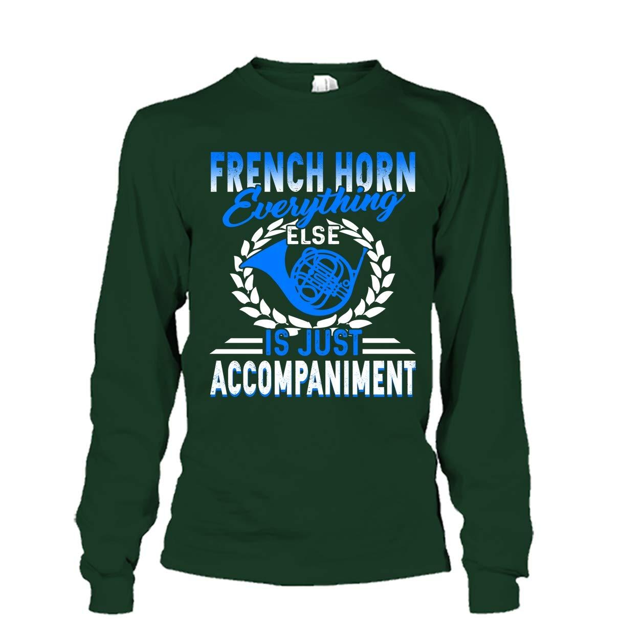 Mazoli French Horn Cool Tshirt Play French Horn Tee Shirt