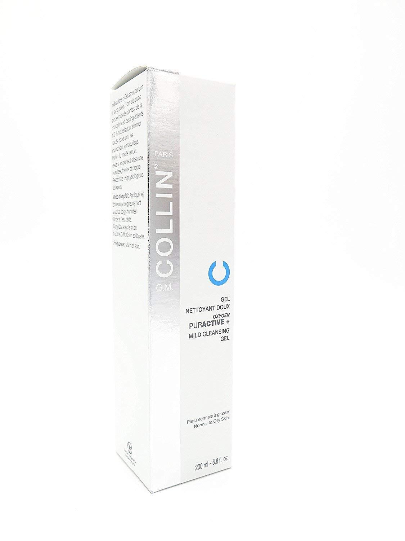 GM Collin Oxygen Puractive Plus Mild Cleansing Gel 6.8ounce