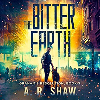 Graham's Resolution, Book 5 - A.R. Shaw