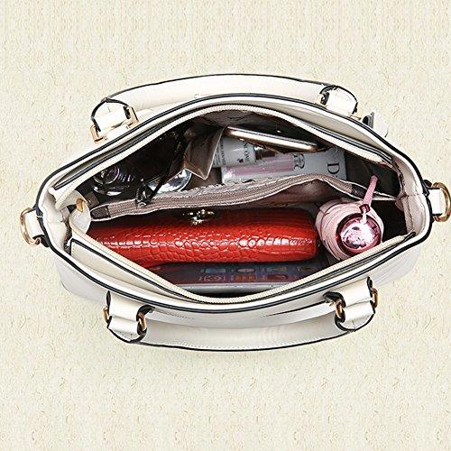 Sacchetti eleganti per la borsa della borsa della borsa della borsa della borsa del sacchetto di trucco della borsa delle donne di Yoome Street Style - Rose