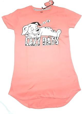 Primark - Camisón - para niña Rosa Coral XL: Amazon.es: Ropa