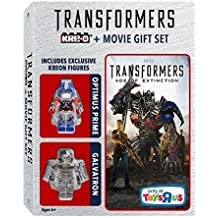 TRANSFORMERS: Age of Extinction [EXCLUSIVE KREON FIGURES] (KRE-O + DVD GIFT SET) by Paramount