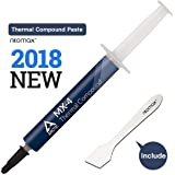 ARCTIC MX-4 Thermal Compound Paste, Carbon Based High Performance, Heatsink Paste, CPU for All Coolers, Interface Material, 4 Grams with Tool