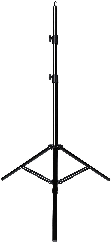 新作からSALEアイテム等お得な商品満載 Rollei - Proフラッシュスタンド220 cm - プロフラッシュ用アルミフラッシュスタンド 高さは91から220 - 高さは91から220 cmの間で調整可能 cm - ブラック B07CDXSV9D, あやべ漢方堂:e4cab153 --- movellplanejado.com.br