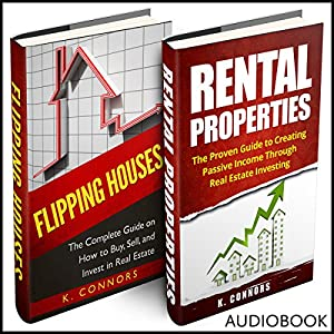 Real Estate Investing, 2 Manuscripts Audiobook