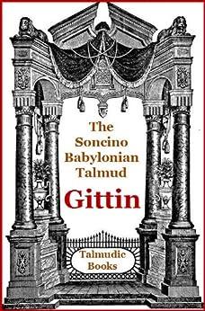 Talmud Gittin (Soncino Babylonian Talmud Book 29) by [Simon, Maurice]