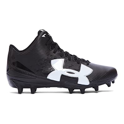 59643d5af Under Armour Boys  UA Fierce Phantom Mid MC Jr. Football Cleats   Amazon.co.uk  Shoes   Bags