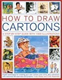 How to Draw Cartoons, Ivan Hissey, 1844769542
